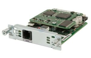Used-Cisco-HWIC-1ADSLI-WAN-Interface-Card-Module-ADSL-over-ISDN-ADSLoISDN