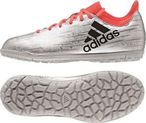Adidas-16-3-TF-Kinder-Fussballschuhe-Sockenschuh-Kunstrasen-Hartplatz-S79581