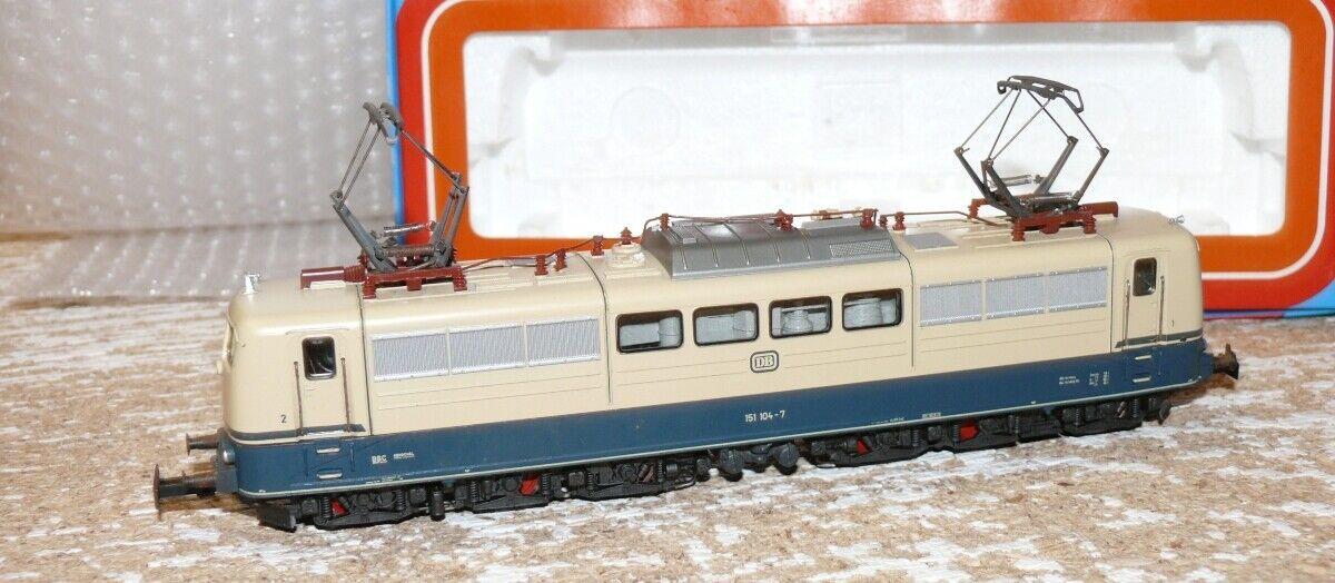 K23 marklin 3058 e Lok BR 151 1047 DB