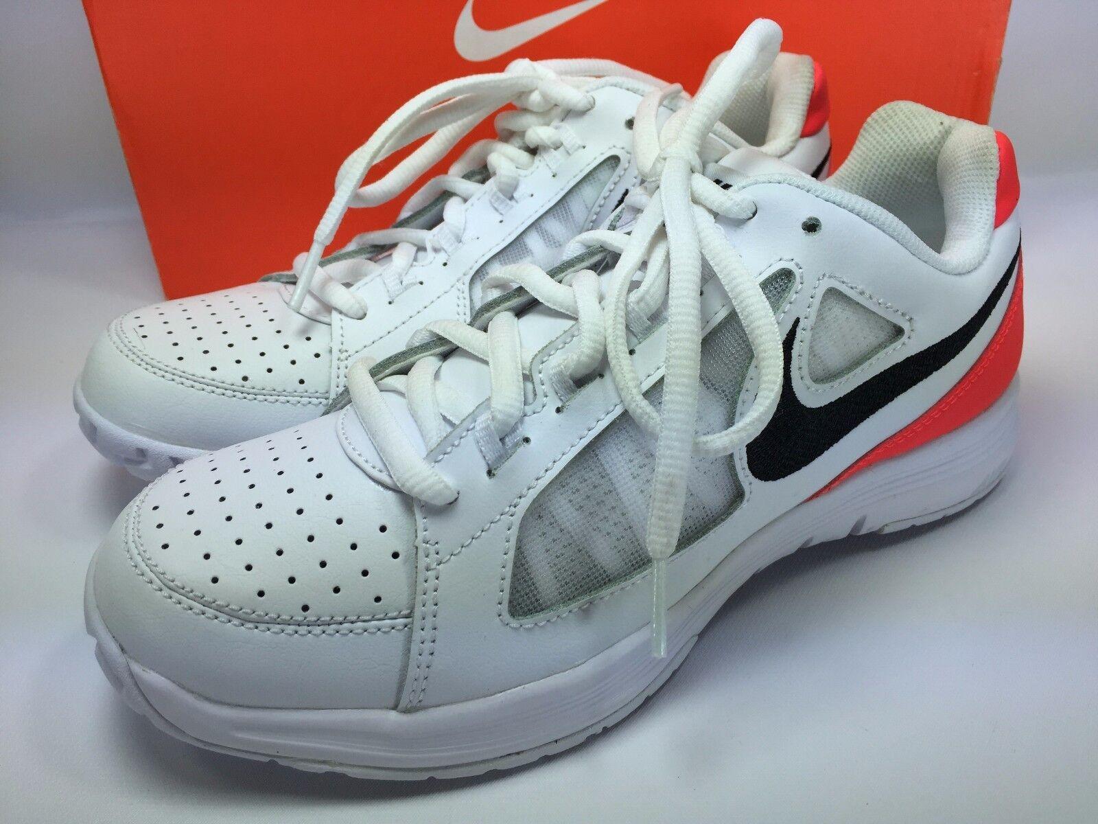 size 40 91944 74813 Nike Air Hombre blanco   negro Bright Crimson Crimson Crimson vapor Tenis  zapatillas zapato cómodo el Ace mas popular de zapatos para hombres y  mujeres ...