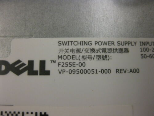 Dell  255W Power Supply 390 780 790 990 760 960 380 980 Mini Tower X472M 0PW115