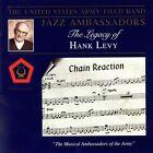 Legacy Of Hank Levy by The Jazz Ambassadors/United States Army Field Band Jazz Ambassadors (CD, Jun-2012, Altissimo)