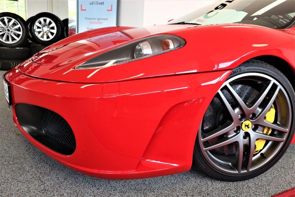 Ferrari F430 4,3 F1 Benzin aut. Automatgear modelår 2009 km