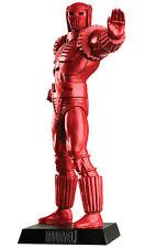 Supereroi MARVEL Eaglemoss STATUINA in PIOMBO Crimson Dynamo DINAMO CREMISI