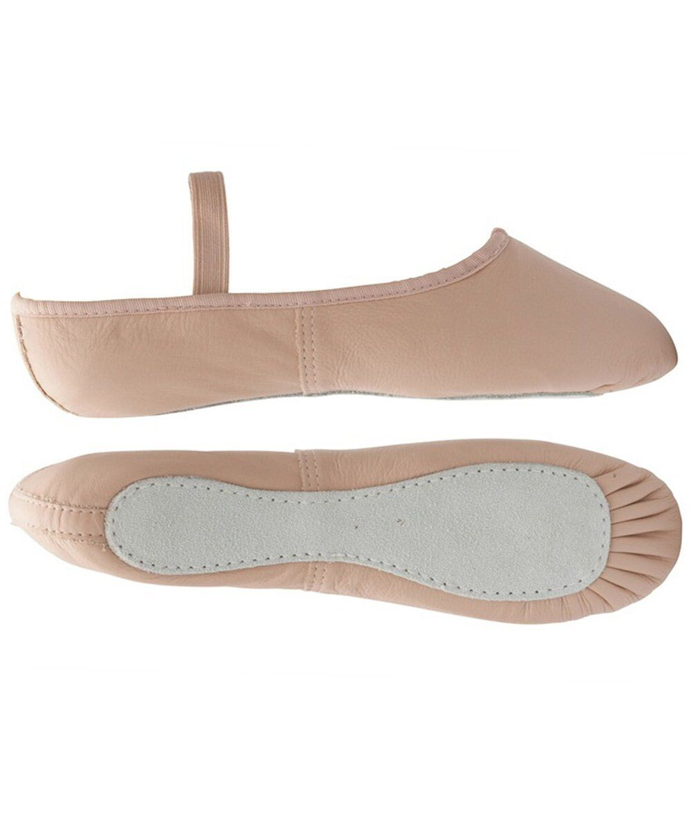Pink Ballet Shoes Child and Adult Sizes. Full leather Sole. pointe shoe Dance