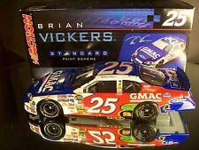 Rare Brian Vickers #25 GMAC 2006 Chevrolet Monte Carlo 1 of 3,744