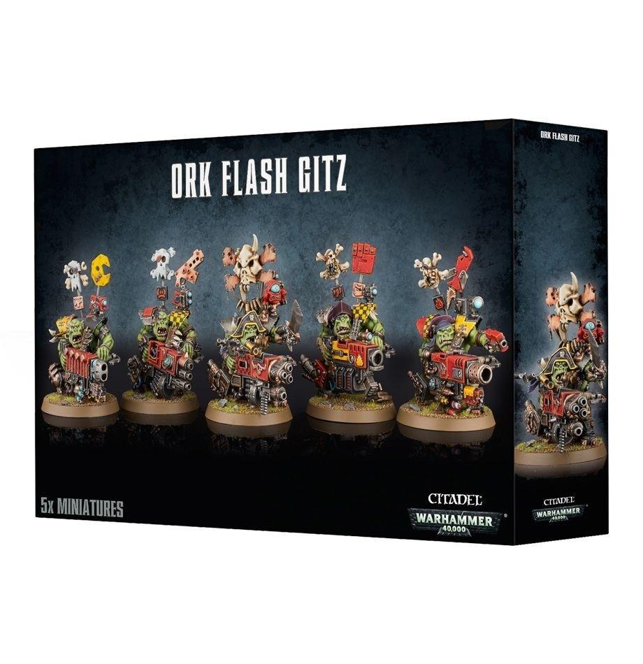 Warhammer 40K Flash Gitz  50-24