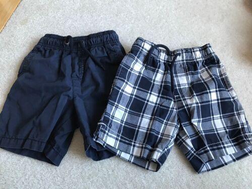 Toddler Boy OshKosh B/'Gosh Elastic Waist Shorts Navy Blue  3T