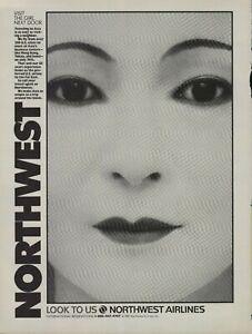 1988-Northwest-Airlines-Visit-the-Girl-Next-Door-Vintage-Photo-Print-Ad