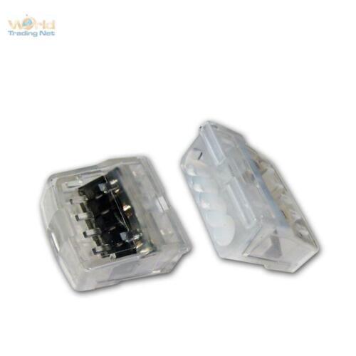 Kabelklemmen Steckklemmen Dosenklemmen 1-2,5mm² 3//5-polig Kabelverbinder