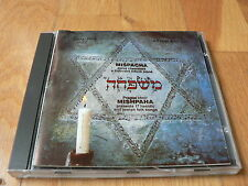 Mishpaha Prague Choir presents 17 Hasidic and Jewish folk songs - CD