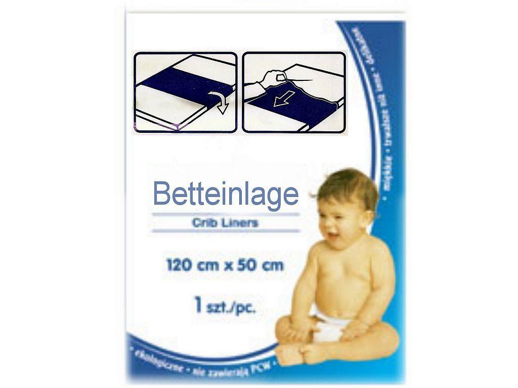 Julius Z/öllner Wasserdichte Betteinlage Safety Plus 50//70 cm