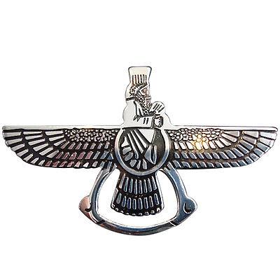 Farvahar Brooch Iranian Pin Persian Gift Iran Persia Pahlavi Faravahar Farohar