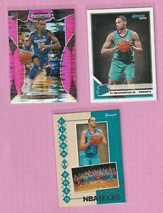 2019-Panini-PJ-Washington-Lot-Prizm-Donruss-77-10-211