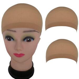 PW-KF-2Pcs-Elastic-Lace-Bandage-Hairnet-Breathable-Mesh-Wig-Hat-Soft-Stretch