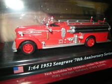1:64 del prado Seagrave 70th Anniversary Series 1952 bomberos unidos VP