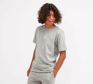 Kings-Will-Dream-KWD-Kids-Junior-Short-Sleeve-Crew-Neck-T-Shirt-Grey-Crosby
