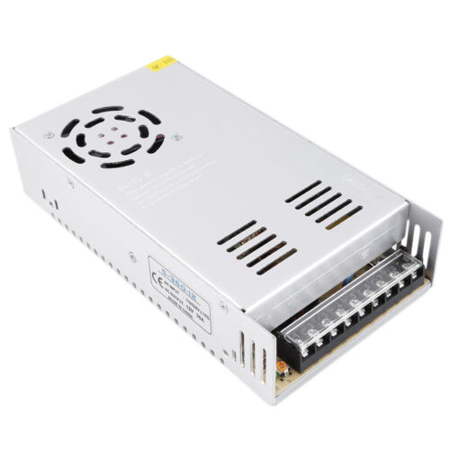 Universal SMPS 12V 360W 30A Switching Power Supply Driver for LED Strip US VIP