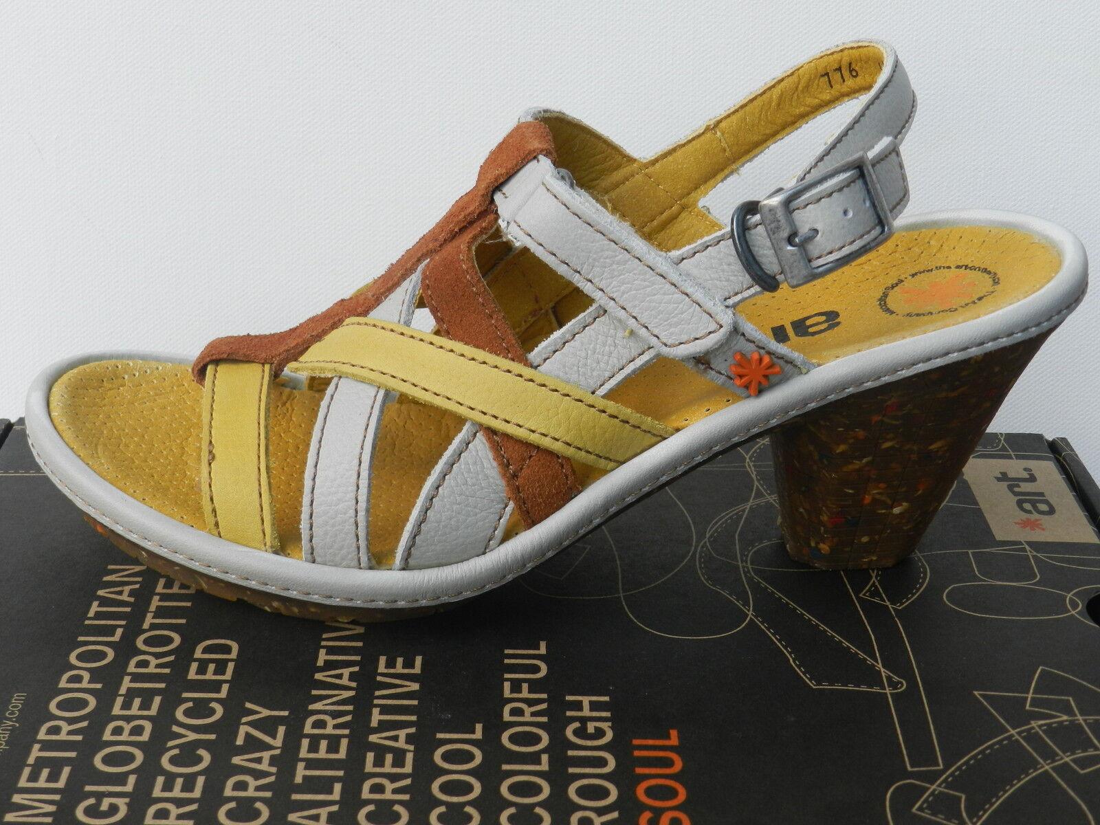Art St Honoré shoes Femme 40 Sandales 0776 Escarpins 776 Ballerines UK7 New