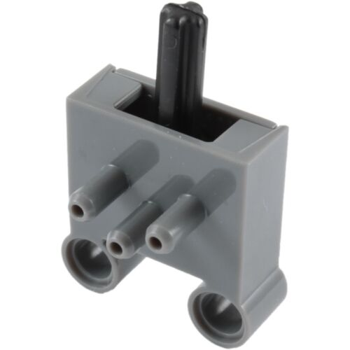 Technic, Air, Switch New - LEGO Pneumatic Switch x 4 T-Joint x 4 DBG