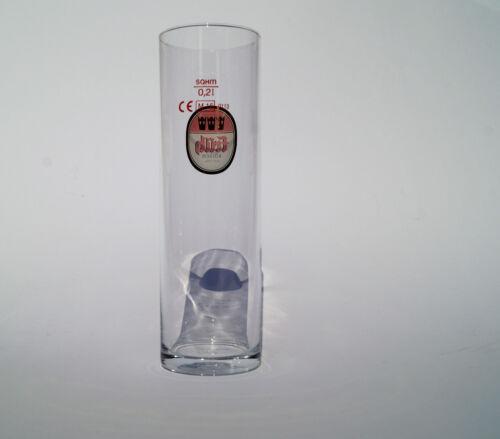 12 Früh Kölsch Gläser  0,2l NEU Bierglas Kölschglas Karneval Köln Bier