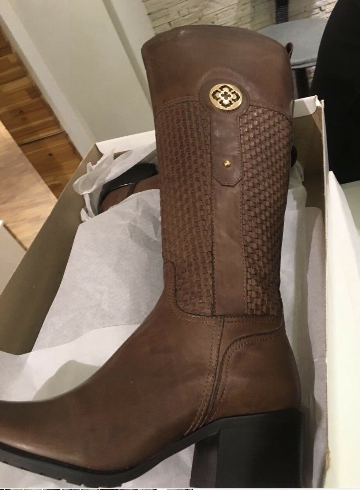Tall Boot - Made In Brazil - Size 9 (38)