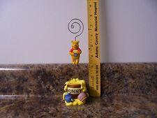 Disney's Winnie the Pooh Honey Pot Picture/Photo/Memo/Card Holder Figurine