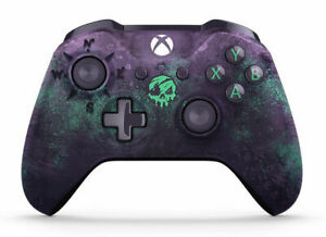 Microsoft Xbox One Wl300078 Wireless Controller Sea Of Thieves Limited Edition