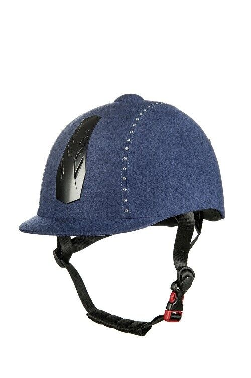 HKM Horse Riding Adjustable Helmet Diamond VG1 ALL SIZES AND COLOURS