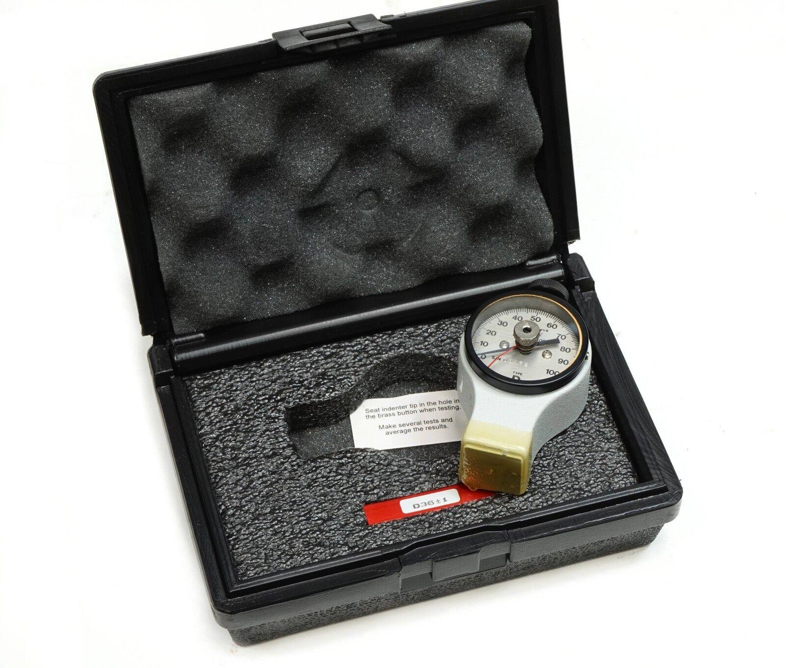 PTC Durometer