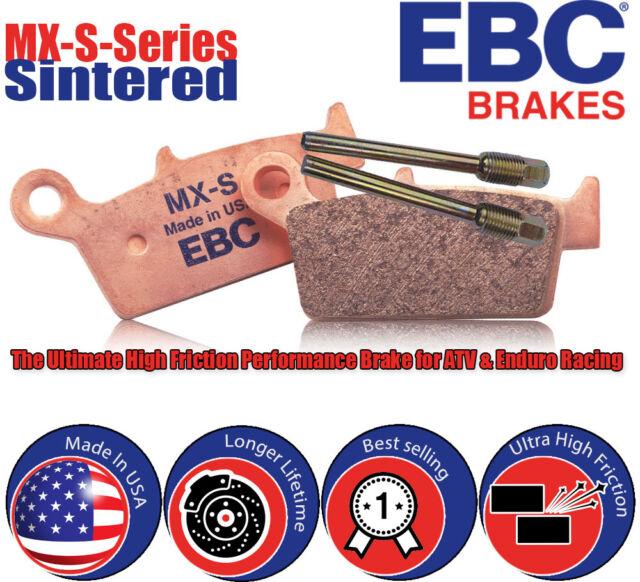 Front EBC MXS - Moto-X Race Brake Pads for Honda CRF