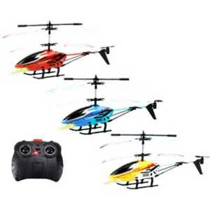 Details about R/C Sky Bazhe Helicopter 3 5 Channel CH037