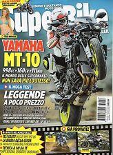 SuperBike 2016 6 giugno#Yamaha MT-10,Rex Butcher,kkk