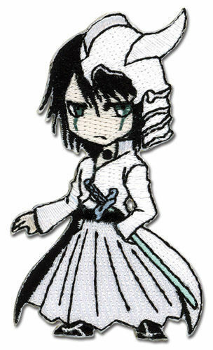 Bleach Patch New Chibi Ulquiorra Iron On Gifts Toy Anime Licensed hot