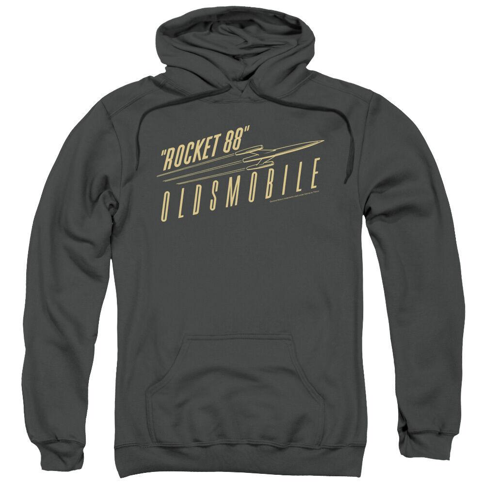 Oldsmobile RETRO 88 Licensed Adult Sweatshirt Hoodie