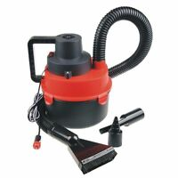 12V Wet Dry Vac Vacuum Cleaner Inflator Portable Turbo Hand Held for Car/Shop AW