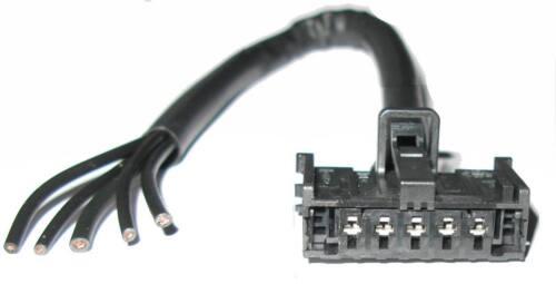 Reparatur-Satz Opel Corsa D ab Bj.2007 Buchse Lüftungswiderstand Stecker Lüftung