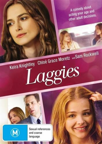 1 of 1 - LAGGIES - R4 DVD - Sealed/BRAND NEW -