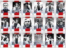 Ajax European Cup winners 1971 football trading cards Johan Cryuff