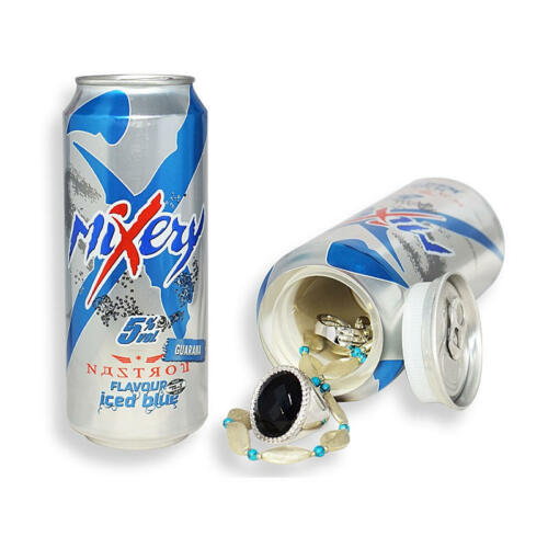 1 Stück Dosensafe MiXery Nastrov Flavour iced blue Neu /& OVP