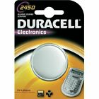Duracell 2450 3V Lithium Pile Bouton