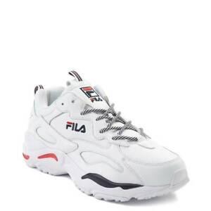 Fila Ray Tracer Athletic Shoe White