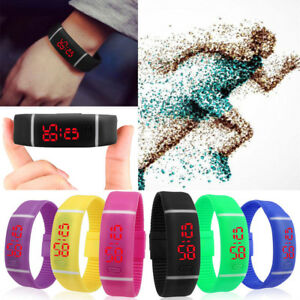 Sports-LED-Wrist-Watch-Silicone-Rubber-Digital-Running-Womens-Mens-Boys-Girls
