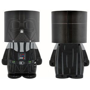 Star-Wars-Darth-Vader-Nuevo-Oficial-LED-Look-ALite-HUMOR-Noche-Lampara-de-mesa