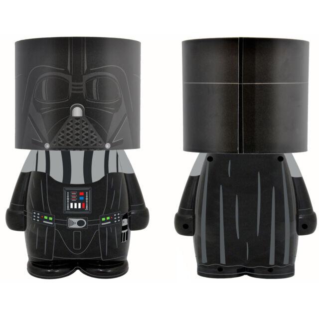 Star Wars Darth Vader New Official LED Look-ALite Mood Night Table Lamp Light