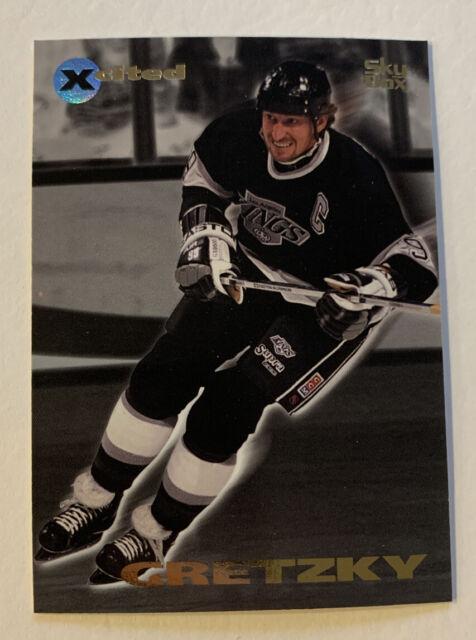 1995-96 Wayne Gretzky Skybox Emotion