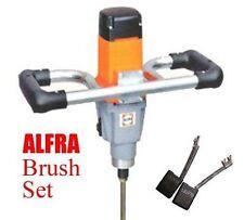 Alfra Eibenstock EHR 23/2.2 1800w Plaster Mixer Carbon Brushes 110v/230V