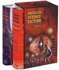 American Science Fiction: Nine Classic Novels of the 1950s by Various (Hardback, 2012)