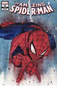Marvel-The-Amazing-Spider-Man-46-Peach-Momoko-Trade-Variant-8-12-Preorder-NM