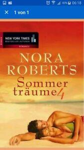 Sommerträume 4 von Nora Roberts - Bad Saulgau, Deutschland - Sommerträume 4 von Nora Roberts - Bad Saulgau, Deutschland